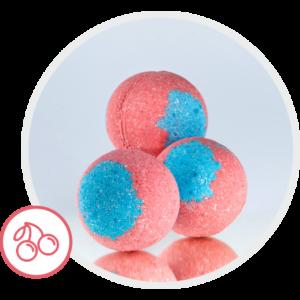 Pink Cherry Bomb