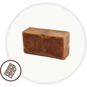 Csokis szappan