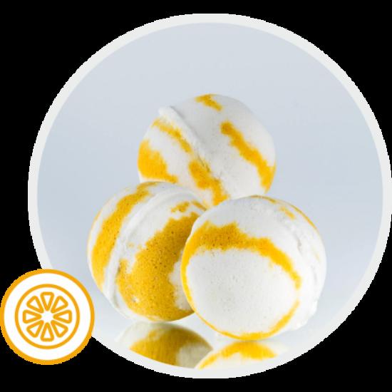 Cream Orange Bomb