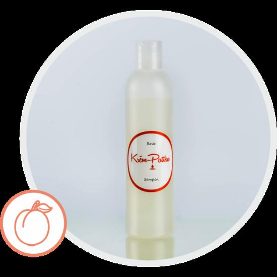Basic Sampon, őszibarack illattal